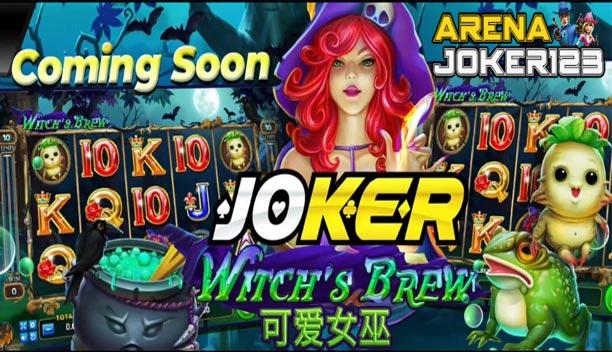 Agen Joker123 Terpercaya