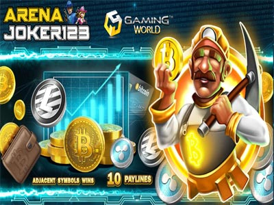 Game Joker CRYPTOMANIA