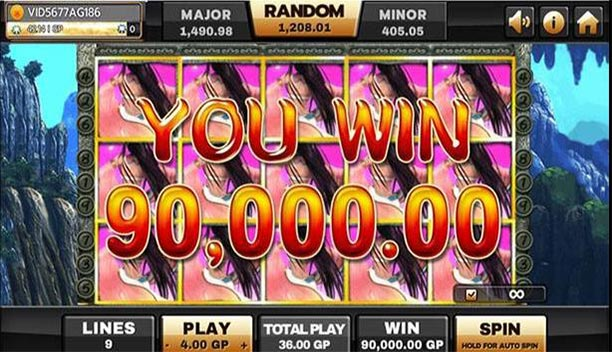 Jackpot Joker123