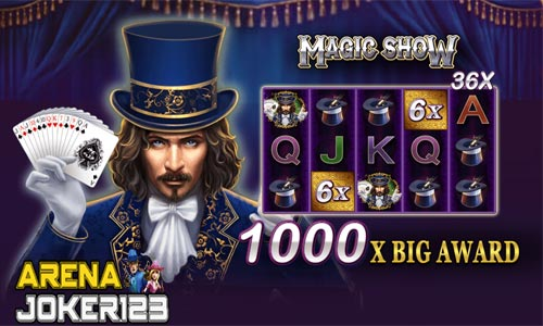 Slot Magic Show