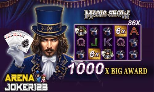 Slot Magic Show