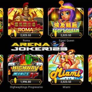 Slot Online Teraman